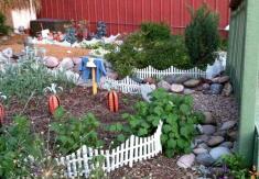 Mr. McGregor was very proud of his garden.